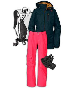 snowboarding outfits for womens - Google Search