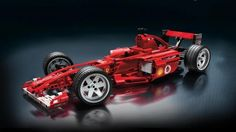 Despite working together on dozens of products, Lego has overtaken Ferrari as the world's most powerful brand.