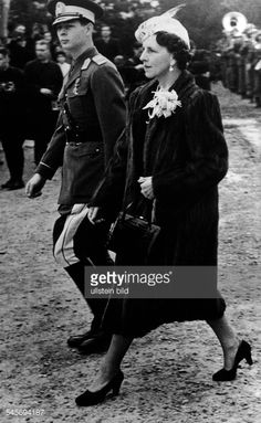 News Photo : Michael I. of Romania *- King of Romania. Michael I Of Romania, Romanian Royal Family, Bucharest, Queen Victoria, Queen Anne, My King, World War Ii, Queens, Royalty
