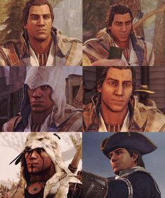 Assassin's Creed III: Wolfkin Initiative