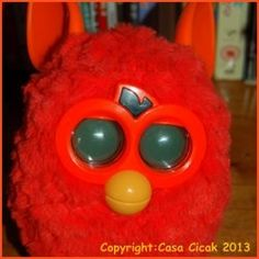 #xmas2013 #furby #toptoys #furbyboom  Rehome a Furby for Christmas...don't make them feel outcast and unwanted by the Furby Boom epidemic!