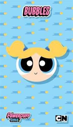 She's as bright as a sunny day and keeping evil on the run. Go Bubbles! Don't miss The Powerpuff Girls, weekdays at 6pm/5c on Cartoon Network!
