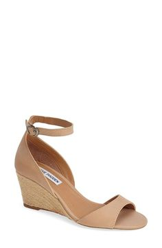 Steve Madden 'Picnicc' Espadrille Wedge Sandal (Women) available at #Nordstrom