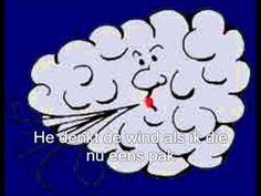 Liedje: Herfstblaadjes hangen aan een tak...