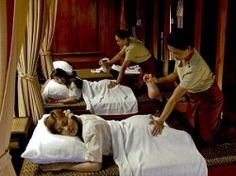 A Thailand Massage (also known as a Thai Massage) is a type of massage in Thai that involves stretching and a deep massage. This is done on the...