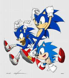 Long time Sonic the Hedgehog artist Yuji Uekawa will be doing an exclusive print that will come with…