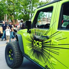 Reposting @dcslighting: When you catch someone snapping a pic of your ride  #jeep #bantamjeepfestival #bantamjeepinvasion #jeepinvasion