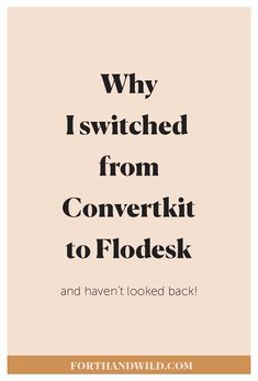 Why I switched from Convertkit to Flodesk and haven't looked back! Click through for more details Free Email Templates, Email Template Design, Modern Graphic Design, Graphic Design Posters, Book Design Layout, Design Design, Online Marketing Strategies, Magazine Cover Design, Calendar Design