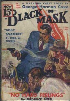 Black Mask Magazine.