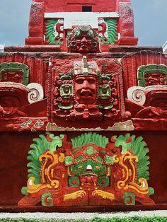 Ruinas mayas, Copán, Honduras. UNESCO Patrimonio cultural de la humanidad. Foto: youngrobv, via Flickr