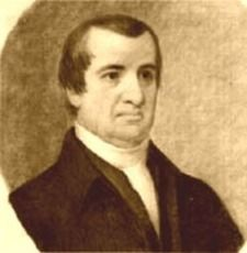 Abraham Clark signer of the Declaration of Independence.
