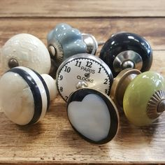 Drawer pulls available at Love Restored.