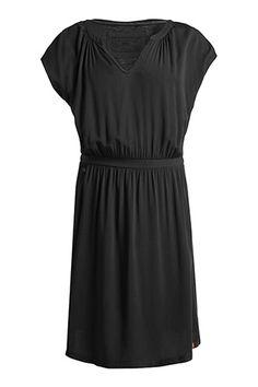 Jersey kleid h&m grun