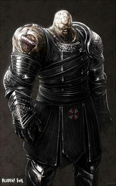 7 Best Resident Evil Tyrant Images Monsters Resident Evil
