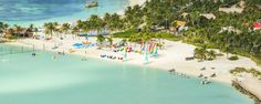 Disney's private island, Castaway Cay