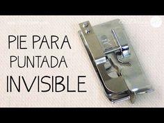 En este video les mostramos como realizar a máquina dobladillo invisible en tus prendas, es muy fácil y queda con un excelente acabado. Visita nuestro sitio web http://www.123dreamit.com/ para ver más videos de prensatelas y de todo lo relacionado al mundo de la costura. Síguenos!