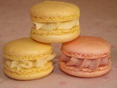 Donc pour continuer avec les articles sur les macarons, je vous ai fait les astuces, la recette et là voilà les ganaches:  LA BASE...