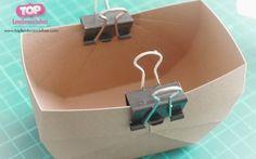 Como fazer cesta para Páscoa - Passo 4