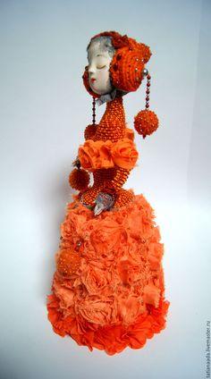 dafd6e152 Купить Апельсиновая Птичка - рыжий