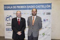"Invitaron a Miralvent a la ""X gala de los premios radio Castellon"