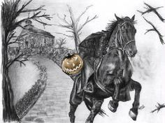 The Horseman Rides