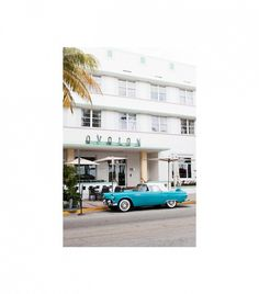 """Miami Beach"" by ArianePhoto"