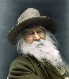 20 раскрашенных классических фотоснимков What a wonderful picture of this old man!