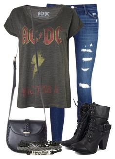 """""""Untitled #496"""" by thecomedian ❤ liked on Polyvore featuring J Brand"""
