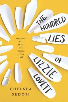 Waiting on Wednesdays: The Hundred Lies of Lizzie Lovett by Chelsea Sedoti…