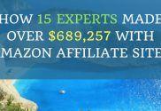 15 Amazon Affiliate Case Studies That Made $689,257