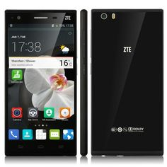 ZTE Star 1 4G Android 5.1 Quad Core 2GB 16GB Smartphone 5.0 inch FHD 8MP camera Black