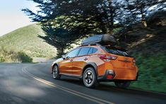 It's still winter, but the all-new 2018 Subaru Crosstrek is red-hot. See how Crosstrek is helping Subaru break records. Best Compact Suv, Best Family Cars, Best Gas Mileage, Video Games For Kids, New Engine, Fuel Economy, Impreza, New Model, Autos