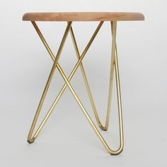 Tim Karoleff: Delta Side Stool Maple II, at 13% off!