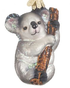 Buy Koala Bear - Personalized Zoo Animal Christmas Ornaments, Gifts, and Decorations at the Ornament Shop. Over 5000+ items.