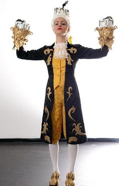 Image result for lumiere costume