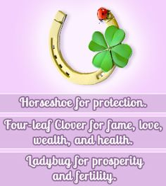 Good Luck Symbols and Their Meanings