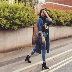 Hijabi street style