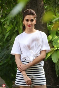 Kriti Kharbanda in White Shirt and Shorts Spicy Pics Bollywood Actress Hot Photos, Beautiful Bollywood Actress, Most Beautiful Indian Actress, Bollywood Actors, Bollywood Celebrities, Bollywood Fashion, Beautiful Actresses, Bollywood Pictures, Bollywood Girls