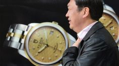 A Macau luxury goods fair is being cancelled, its organisers say, because of China's crackdown on corruption.
