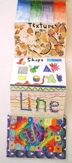 Monument Valley Regional Middle School Art Class Line Art Projects, Middle School Art Projects, Art School, High School, School Ideas, Line Art Lesson, Art Lesson Plans, 8th Grade Art, Jr Art