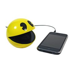 Pac-Man Speaker, $15, now featured on Fab.