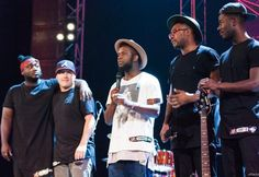 I Soul System cantano Empire State Of My Mind di Alicia Keys e Jay-Z sul palco…