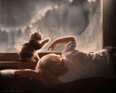 Rus Anneden Büyüleyici Fotoğraflar