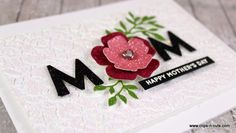 Clips-n-Cuts | Mother's day card | http://www.clips-n-cuts.com