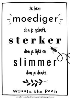 10 spreuken om in de klas te hangen. Lyric Quotes, Me Quotes, Qoutes, Lyrics, I Love School, Coach Quotes, Teaching Quotes, Perfection Quotes, School Quotes