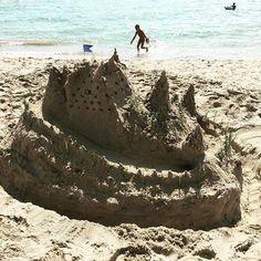 Песочный замок)