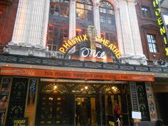 Phoenix Theatre. Once: The Musical. London.