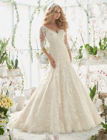 Menyasszonyi ruhák » Mori Lee | Mary's Esküvői Szalonok