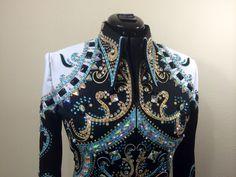 Tandy Jo show apparel showmanship jacket