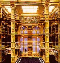 Lauinger Library, Georgetown University | Libraries & Archives ...